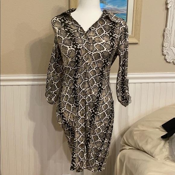 NWT ultra flirt dress size small